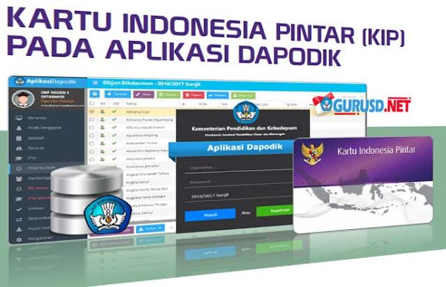KIP dan KPS Mana Lebih Utama di Dapodik Inilah Petunjuk Pengisian Kartu Indonesia Pintar