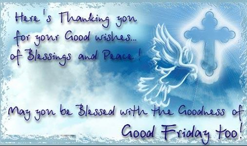 Good Friday greetings   Greetings images and card of Good Friday 2017