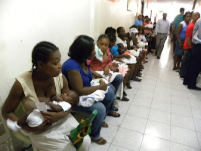 40% de parturientas atendidas en hospitales de RD son haitianas