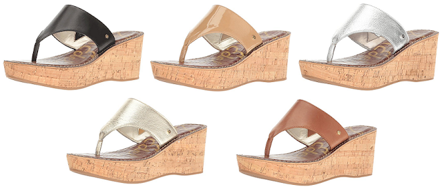 Sam Edelman Rose Sandals for only $32 (reg $70)