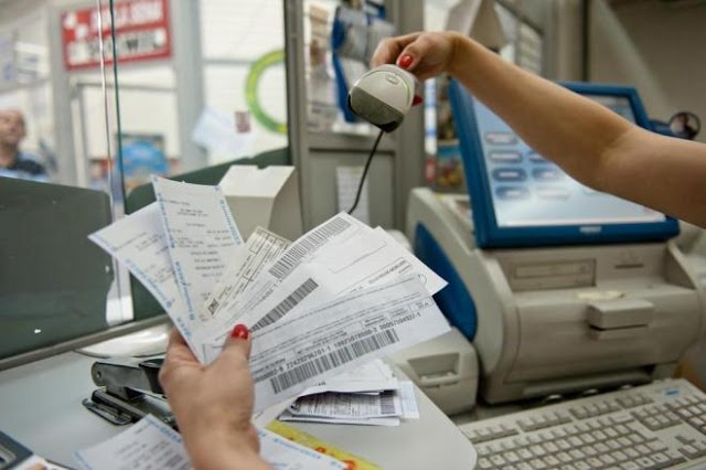 Boletos vencidos entre R$ 400 e R$ 799,99 poderão ser pagos em qualquer banco