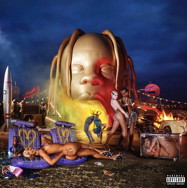 Travis Scott New Album - 'Astroworld'
