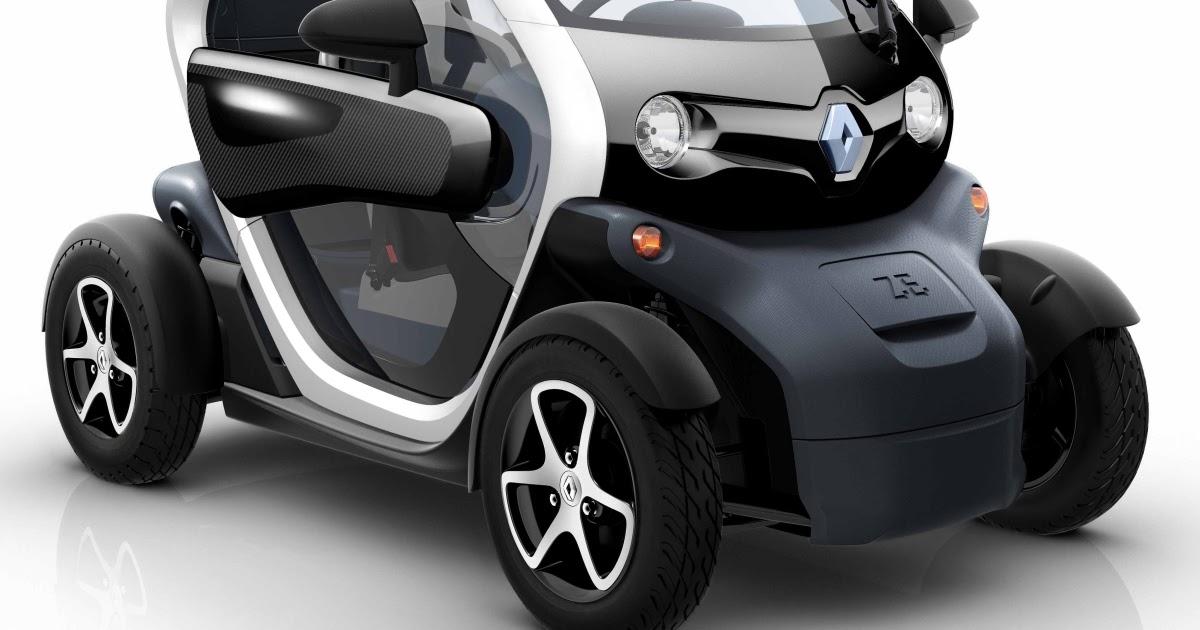 renault twizy concorrente el ctrico do smart j tem pre os portal do autom vel. Black Bedroom Furniture Sets. Home Design Ideas