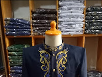 Pakaian Pria Jas Koko Modern Gaul Stylish Teranyar 2018