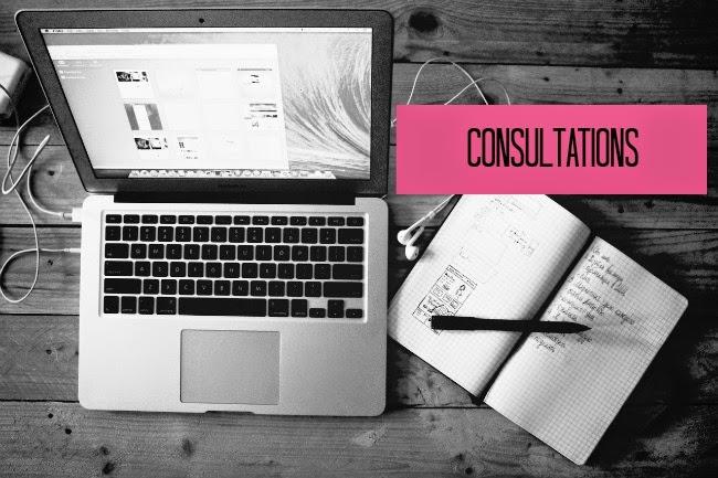 Blogging consultations