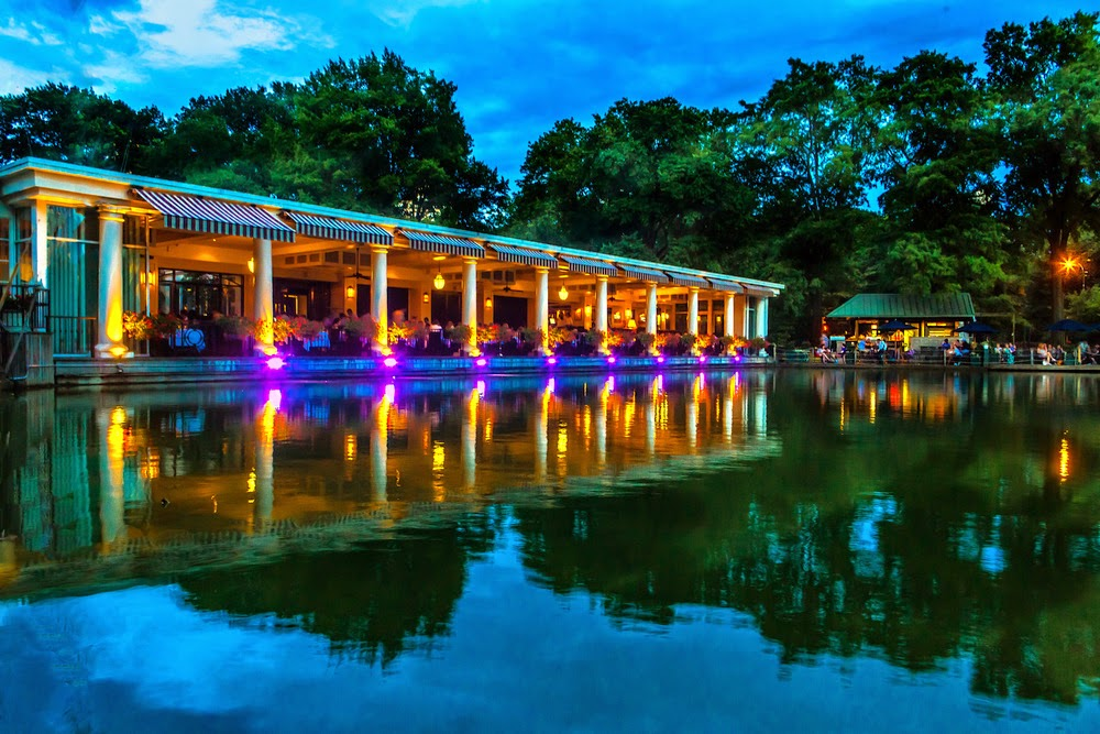 Restaurante Loeb Boathouse em Nova York