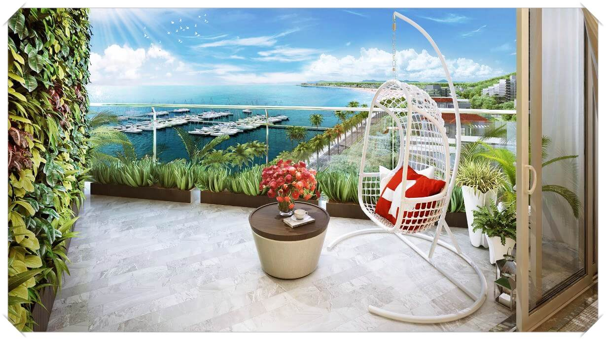 Tầm nhìn của dự án La Luna Resort