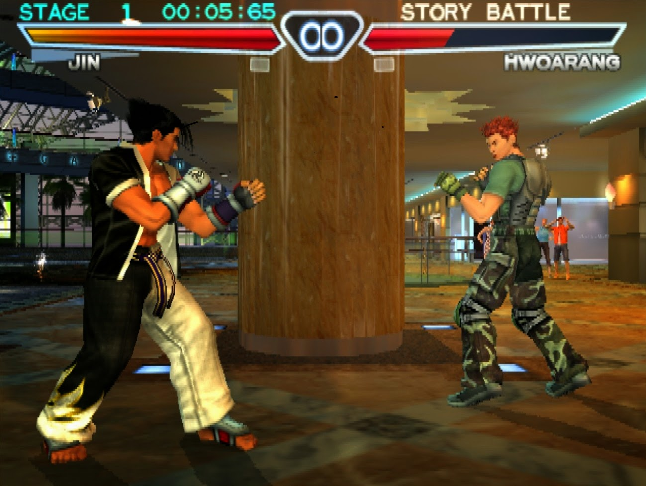Download Tekken 5 Pc Game Full
