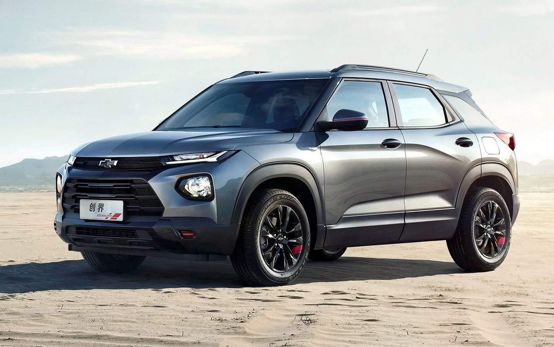 Chevrolet apresenta novos Tracker e Trailblazer 2020 | CAR ...