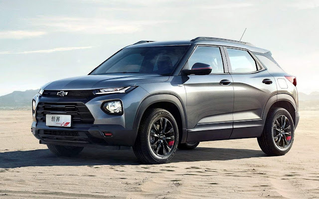 Novo Chevrolet Trailblazer 2020