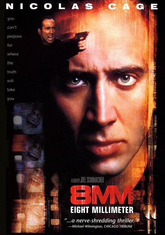 فیلم دوبله : ۸ میلیمتری (1999) 8mm