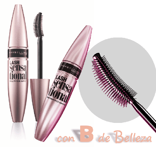 Review Lash sensational Maybelline