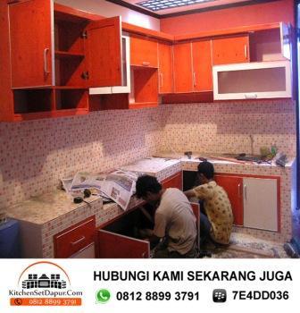 Bikin Kitchen Set Di Cibinong Bogor