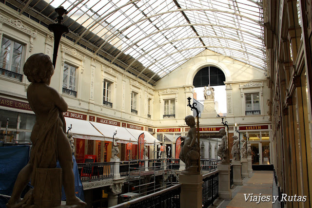 Passsage Pommeraye, Nantes
