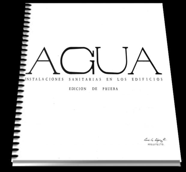 Agua: Instalaciones sanitarias en los edificios – Edición de Prueba