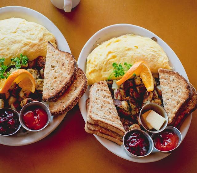 Restaurante Stella's Cafe em Winnipeg