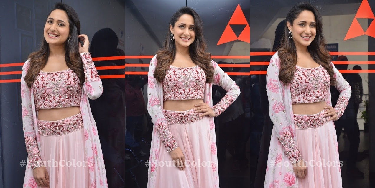 Pragya Jaiswal Latest Stills At Jaya Janaki Nayaka Press Meet