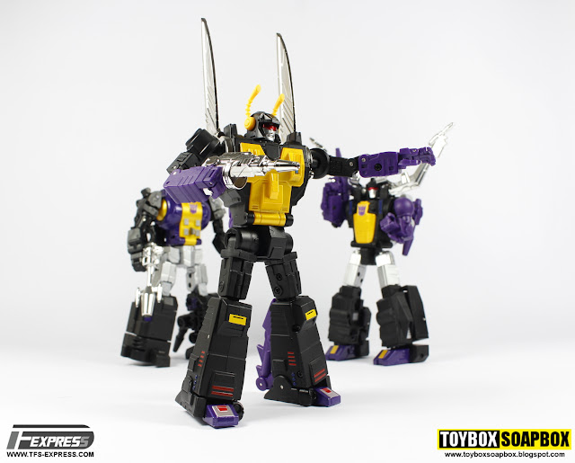 fanstoys masterpiece insecticons