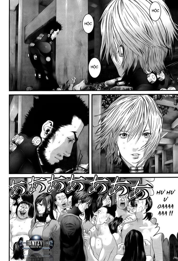 Gantz chap 354 trang 4