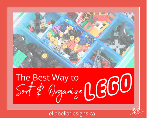 The Best Way to Sort and Organize Lego