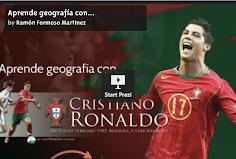 WEBQUEST: APRENDO GEOGRAFÍA CON CRISTIANO