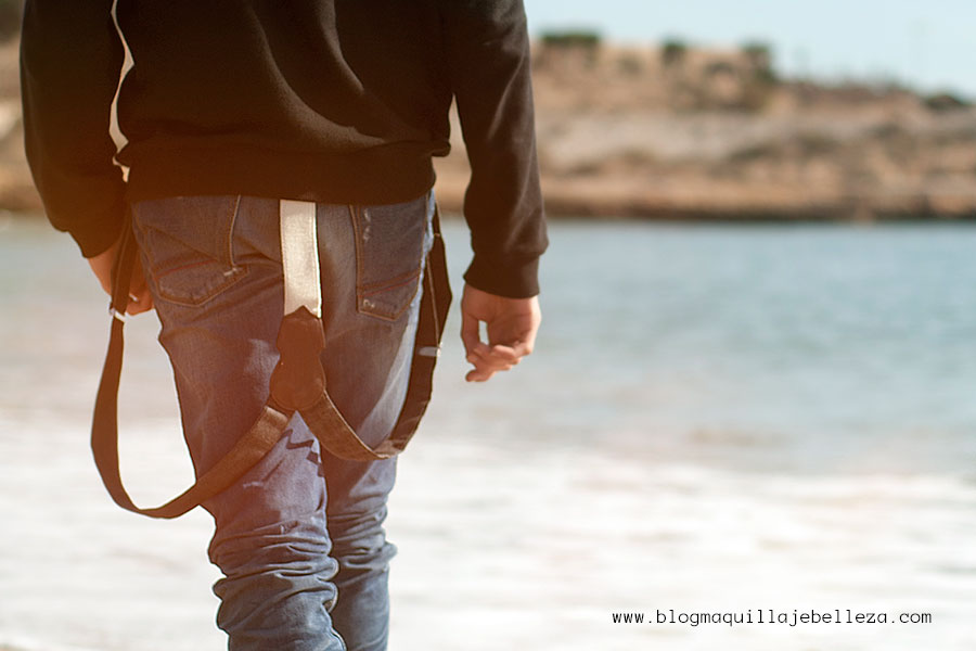 Moda hombre | Outfit casual | Entretiempo | Jeans Pull & Bear