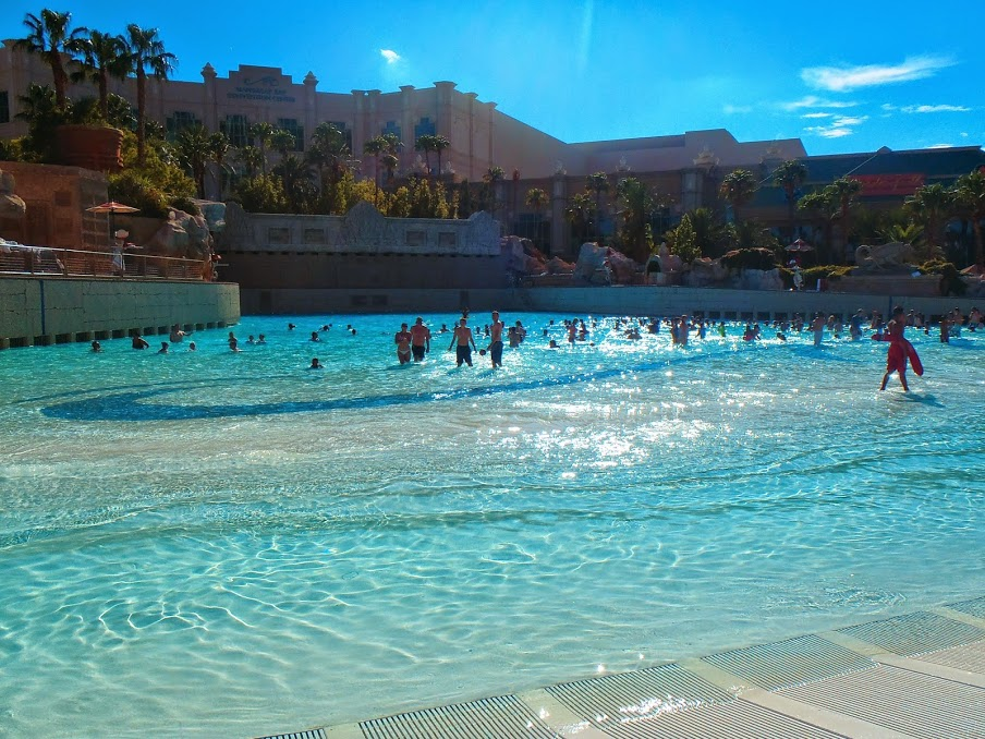 Mandalay Bay Las Vegas Swimming Pool
