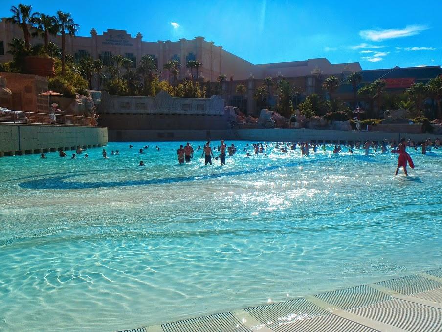 Mandalay Bay Las Vegas Swimming Pool