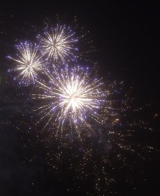 uudenvuoden ilotulitus