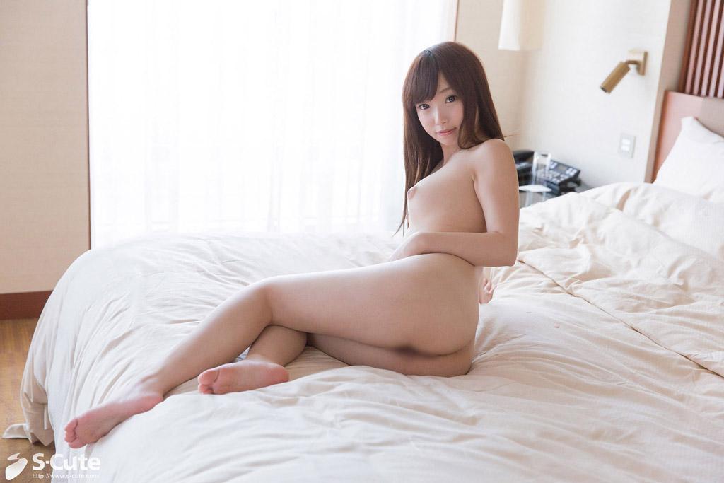 S-Cute 525 Miki #2 お風呂でまったりラブラブH