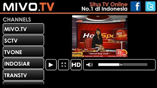 3 Cara Streaming TV Online SCTV Lewat HP dengan Mudah