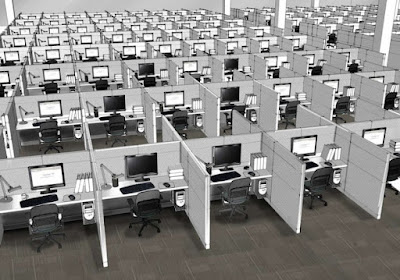 Modern Cubicle Alternatives
