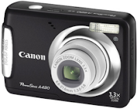 Canon PowerShot A480 Manual User Guide pdf
