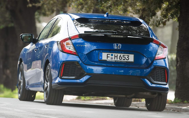 Honda Civic 2018 Hatchback