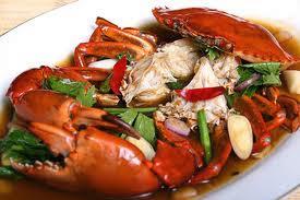 Kepiting Cah Cabai