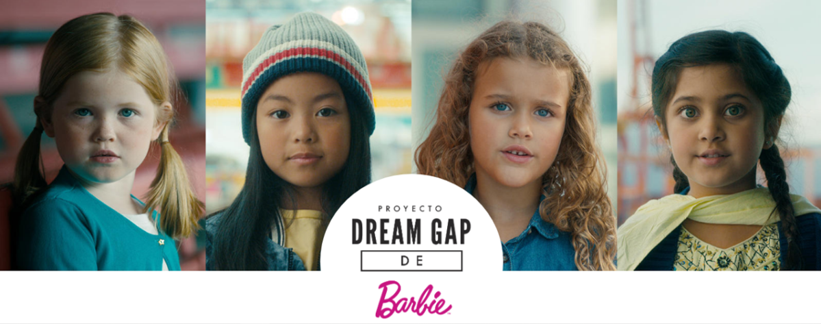 Proyecto Dream Gap de Barbie