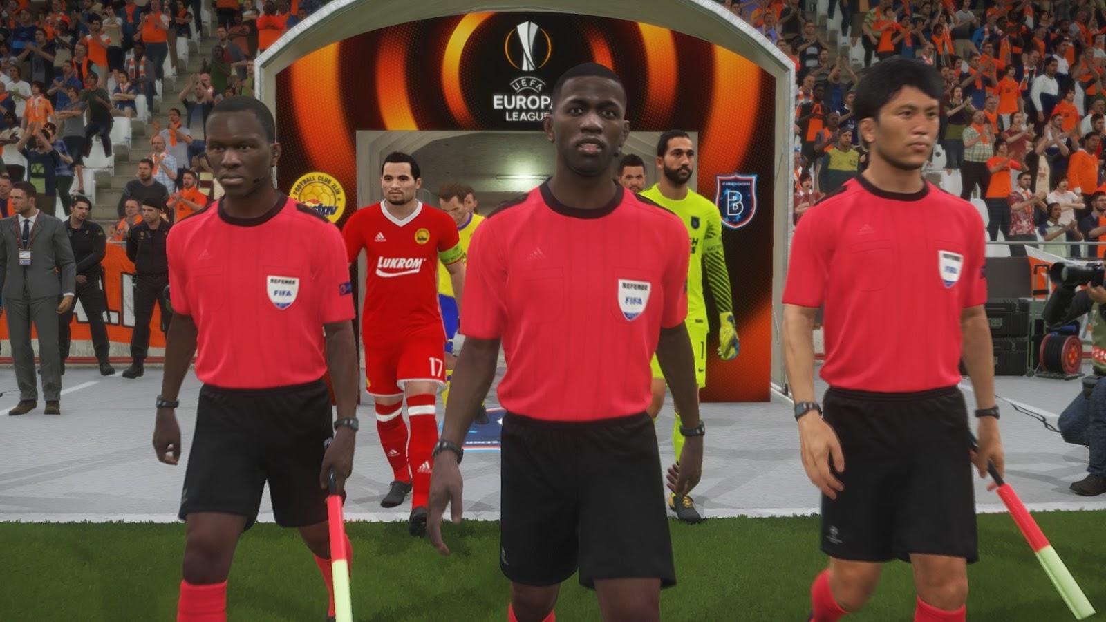 fc67d6d282c PES 2018 UEFA Edition by Wolves85 Season 2017 2018