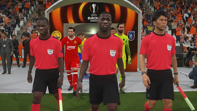 PES 2018 UEFA Edition by Wolves85 Season 2017/2018
