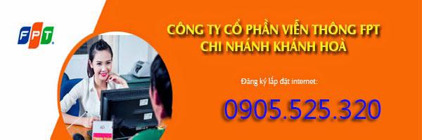 Đăng Ký Internet FPT Xã Diên Lạc, Huyện Diên Khánh