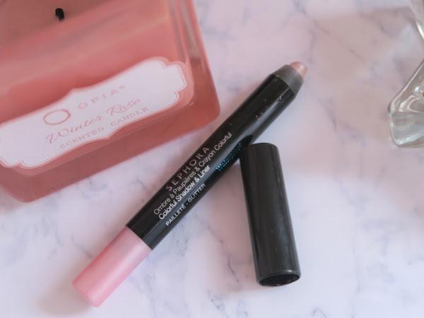 Lápis de Olhos Pink Glitter Sephora