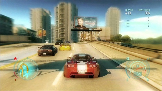 Need for Speed: Undercover PC Game