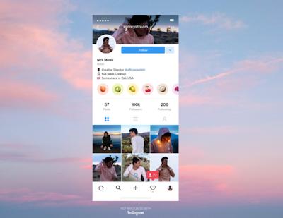 Cara Menjadi Kiriman Top Post di Instagram