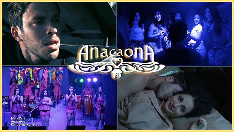 Orquesta Anacaona - ¨Mala cara¨ - Videoclip - Dirección: Jorge Herrera. Portal Del Vídeo Clip Cubano
