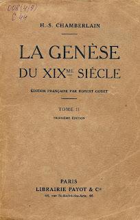 coperta carte La Genese du XIXme siecle