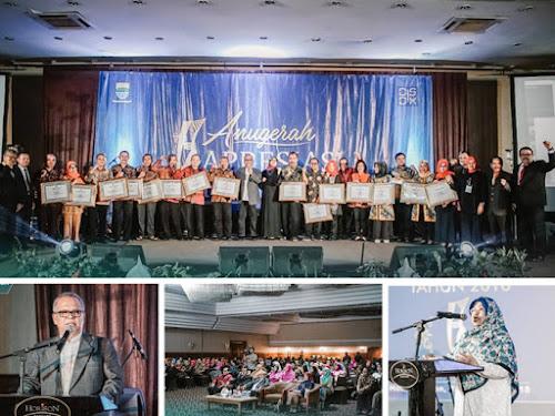 Anugerah Apresiasi Pendidikan Kota Bandung 2018