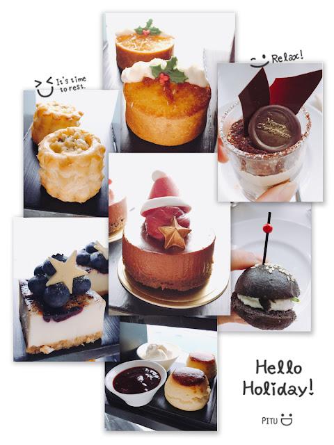 夏沫, cafe100, catherine, christmas, christmashightea, hightea, hkfoodie, hkfoodies, lovecath, sky100,
