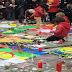 بالصور: الأمازيغ يشاركون الشعب البلجيكي تأبين ضحايا الاعتداءات الارهابية بالعاصمة بروكسيل