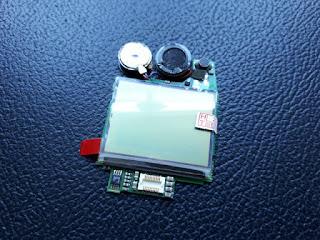 LCD Samsung Egeo A400 Jadul Plus Speaker