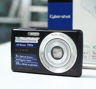 Kamera Poket Sony DSC W620
