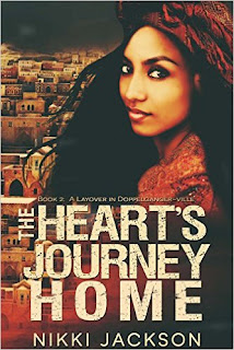 The Heart's Journey Home: A Layover in Doppelganger-ville, young adult fiction by Nikki Jackson